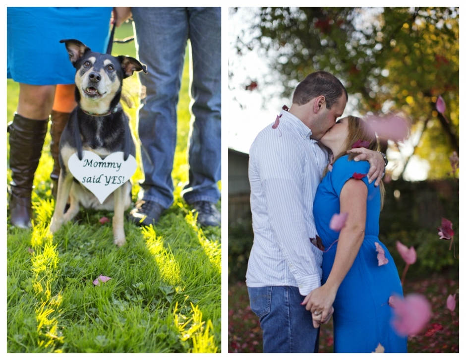 Stevi Sayler Photography - Eugene Oregon Engagement Session - Playful poses for couples - Skinners Butte Park 1