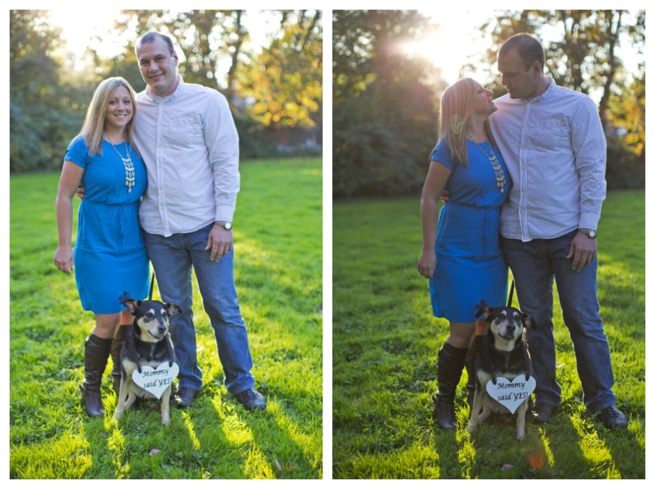 Stevi Sayler Photography - Eugene Oregon Engagement Session - Playful poses for couples - Skinners Butte Park 2