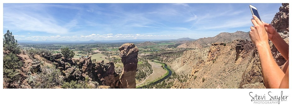 Stevi and Ryan get engaged // Smith Rock // Pronghorn // Bend Oregon