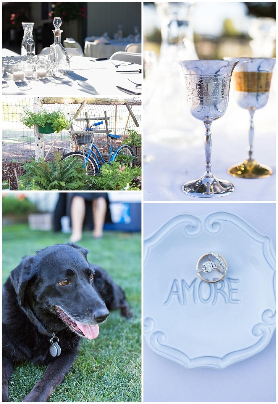 Springfield Oregon Wedding // Love and Light Ceremony // Katie & Adam // Stevi Sayler Photography