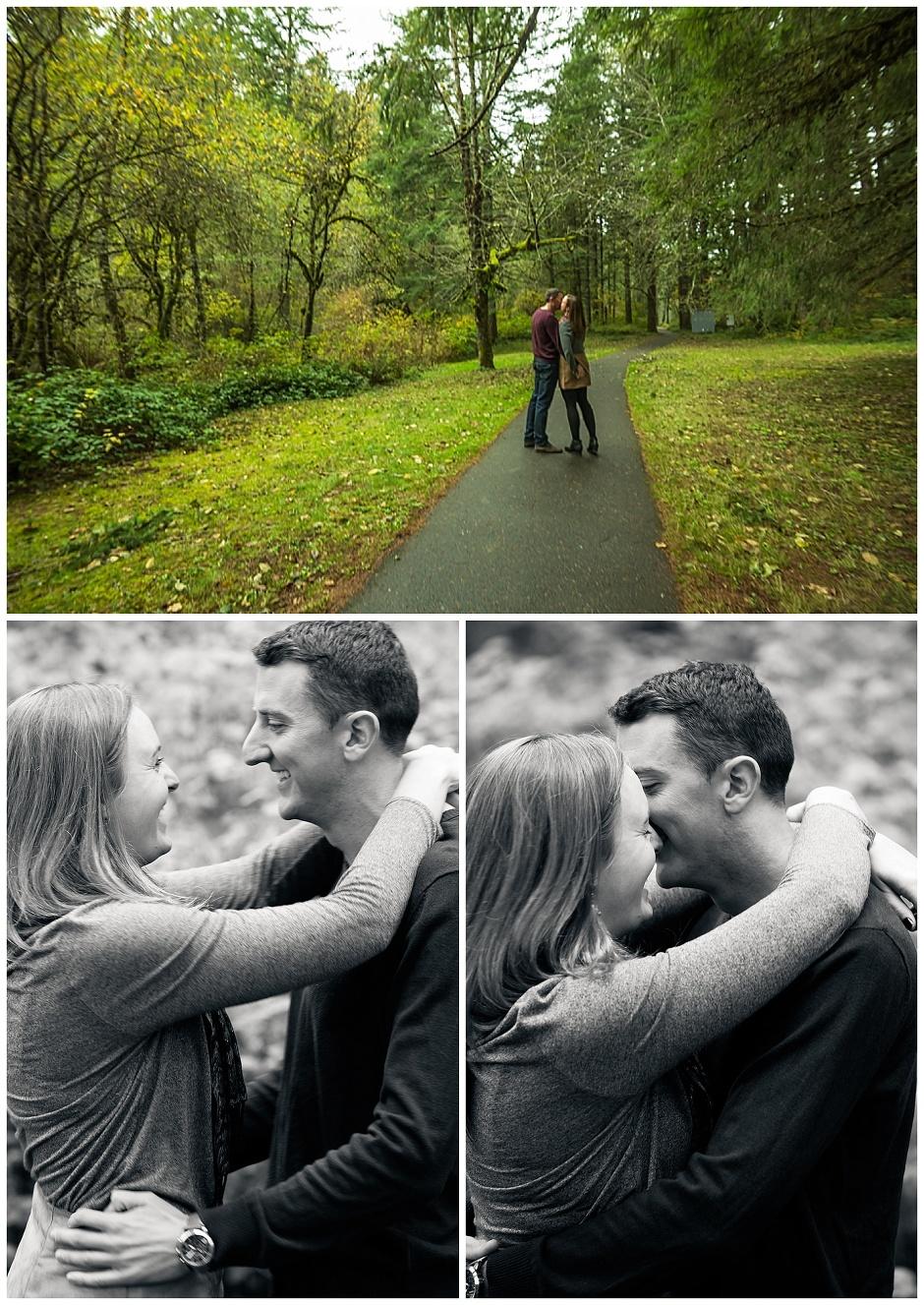 Silver Falls State Park Engagement Shoot // Pacific Northwest Photography // Natalie & Scott // Stevi Sayler Photography