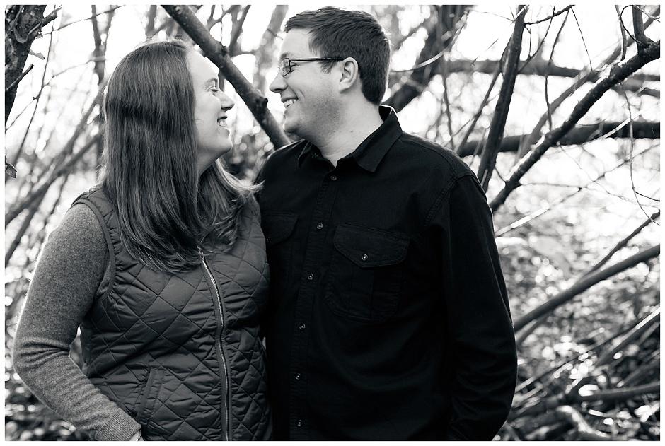 Eugene Oregon Engagement Session // Alton Baker Park & Hendricks Park // Margaret & Chaffin // Stevi Sayler Photography