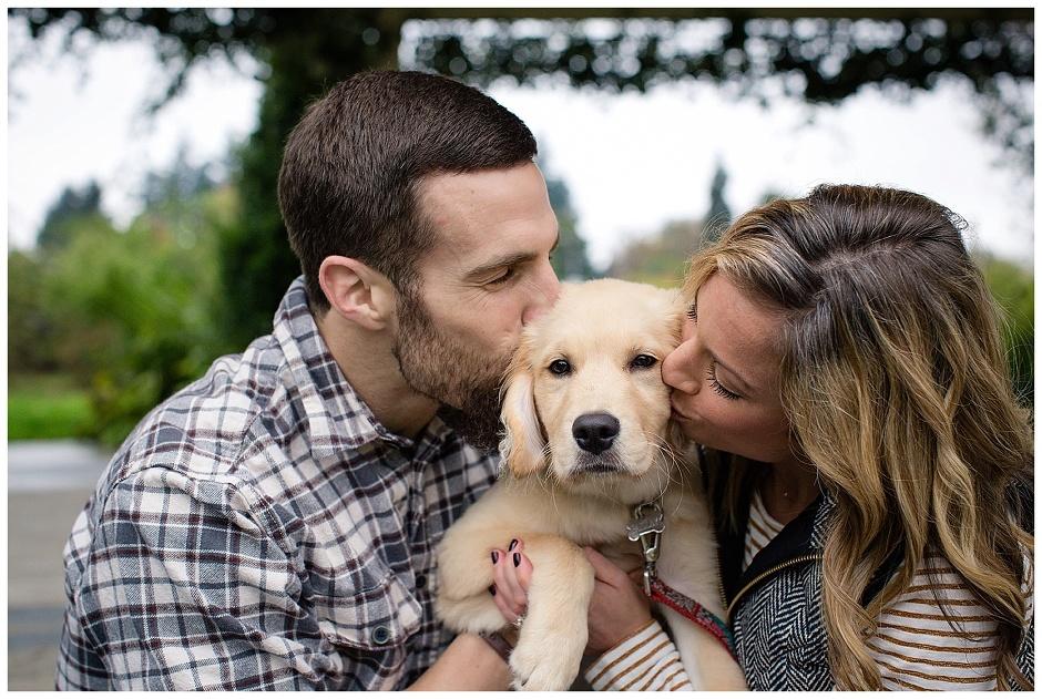 Eugene Oregon Family Photography // Owen Rose Garden & 5th Street Market // Zach, Marissa & Paisley // Stevi Sayler Photography