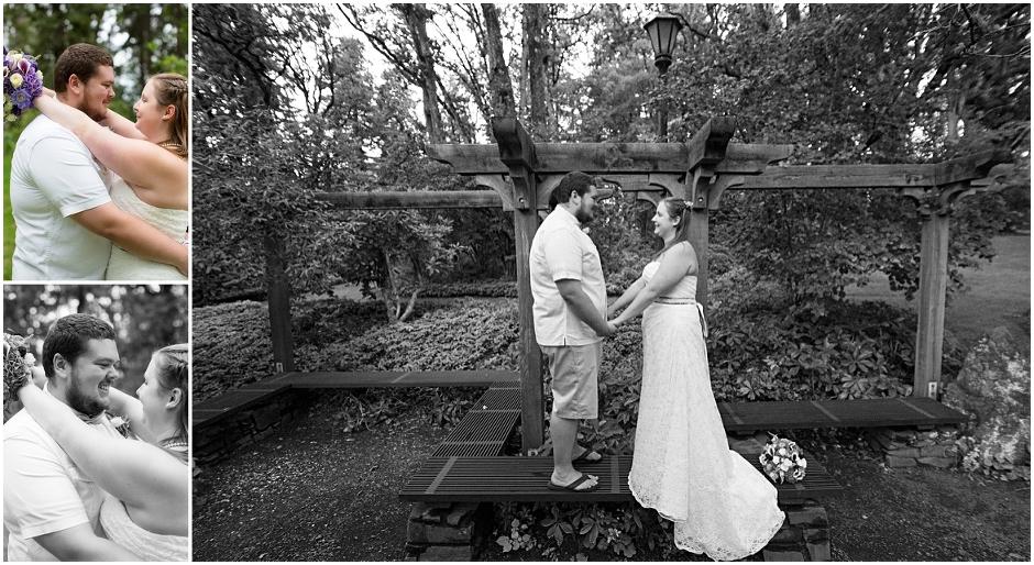 Eugene oregon wedding rashelle jascha s backyard for Wedding dresses eugene oregon